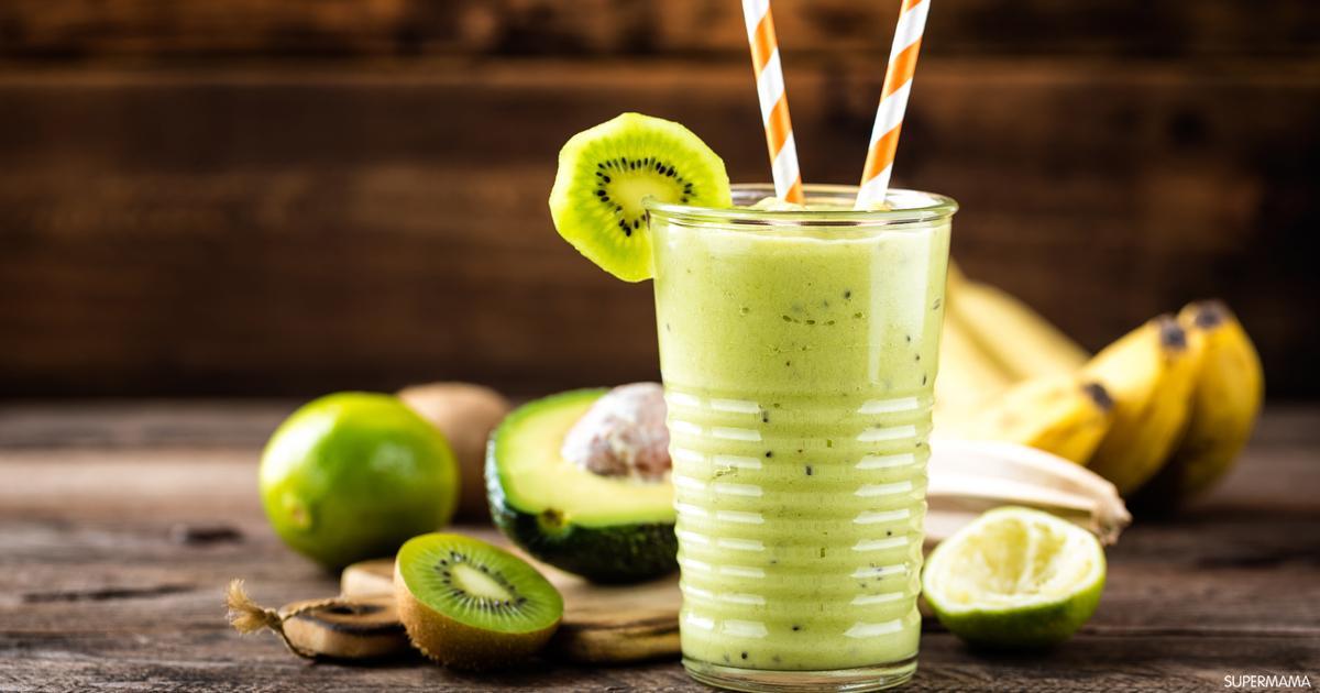 عصير الكيوي لذيذ وصحي وبأكثر من وصفة