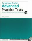 Harrison M. Cambridge English Advanced Practice Tests with Key | PDF + CD