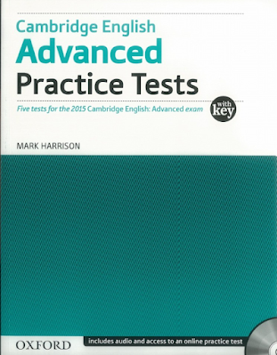 Cambridge English Advanced Practice Tests with Key