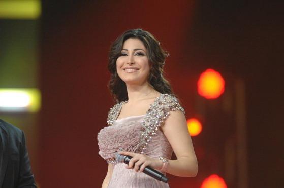 New Picture Lebanese singer Yara