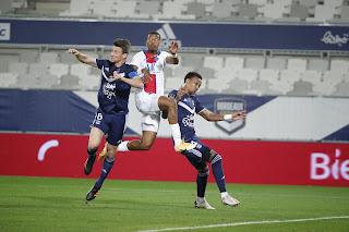 ملخص وهدف فوز باريس سان جيرمان على بوردو (1-0) الدوري الفرنسي