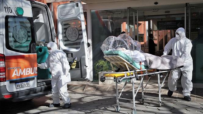 Coronavirus en Argentina: Hoy se registraron 13.783 nuevos casos y 194 muertes