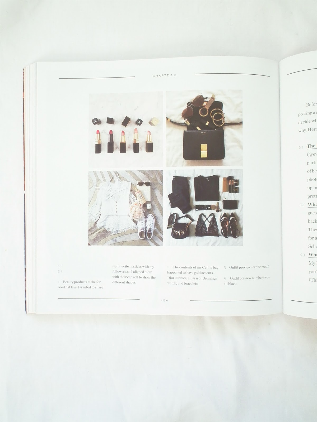 Styling Flatlay Photos - A Step by Step Guide Inspiration Theme