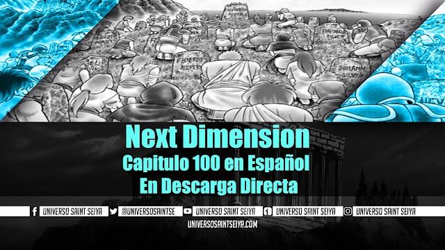 Next Dimension Capitulo 100 en Español
