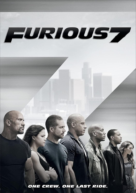 Furious 7 2015