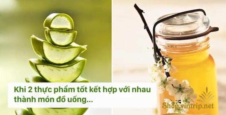 Cách làm nước mật ong nha đam bồi bổ sức khỏe: Gia đình bạn đã thử món này chưa?
