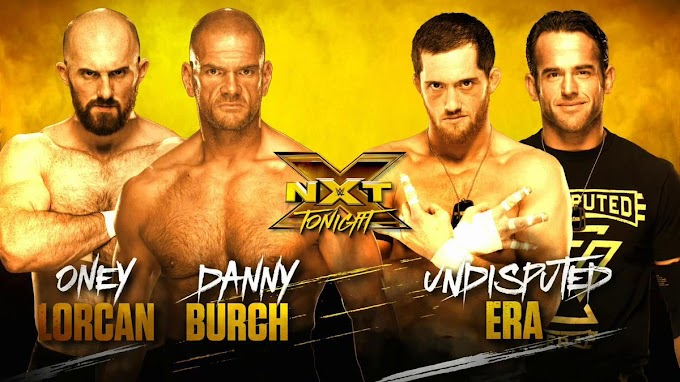 Replay: WWE NXT 12/06/2019
