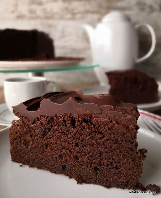 El nou pastís de xocolata definitiu