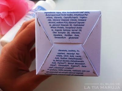 Lavandaeco crema corporal INCI