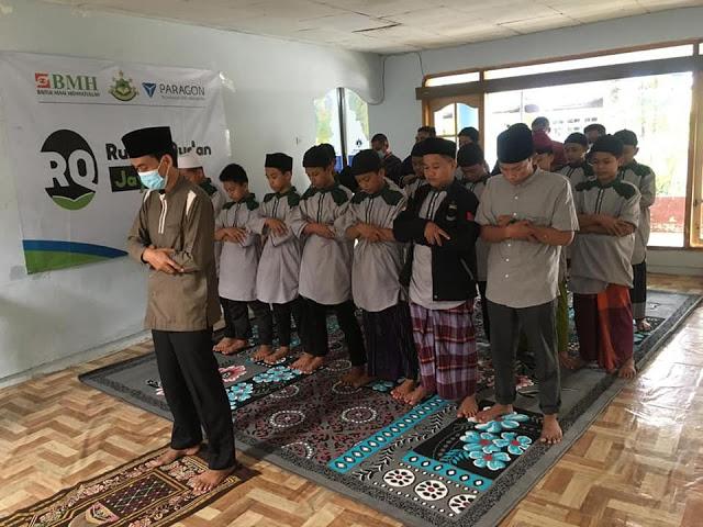 Sedekah Mushaf Rumah Qur'an