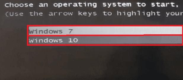 شرح تشغيل أكثر من ويندوز علي نفس الكمبيوتر