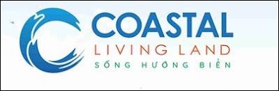 Logo Coastal Living Land - Cuộc sống hướng biển