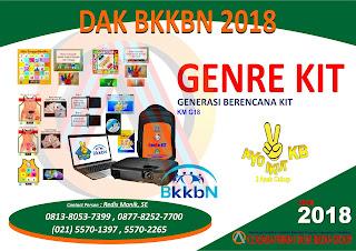 Distributor BKKBN Jual Produk Genre Kit 2018 :: (WA.0877-8252-7700)