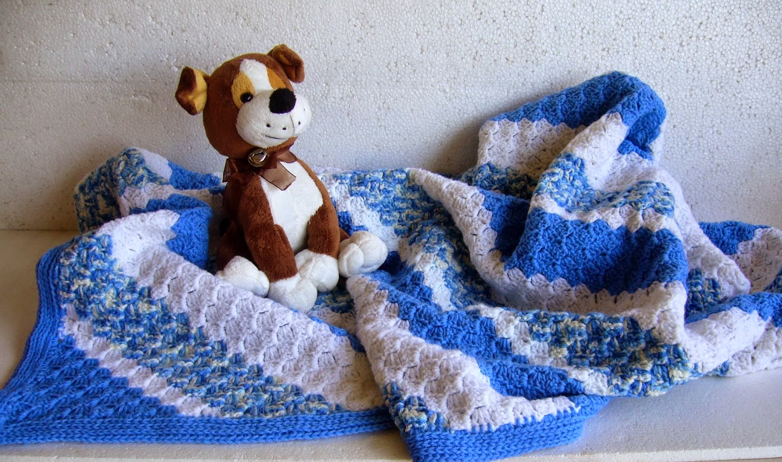 crochet corner to corner blanket