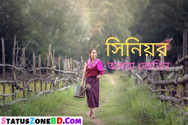 Bangla Golpo (সিনিয়র) Bangla Love Story