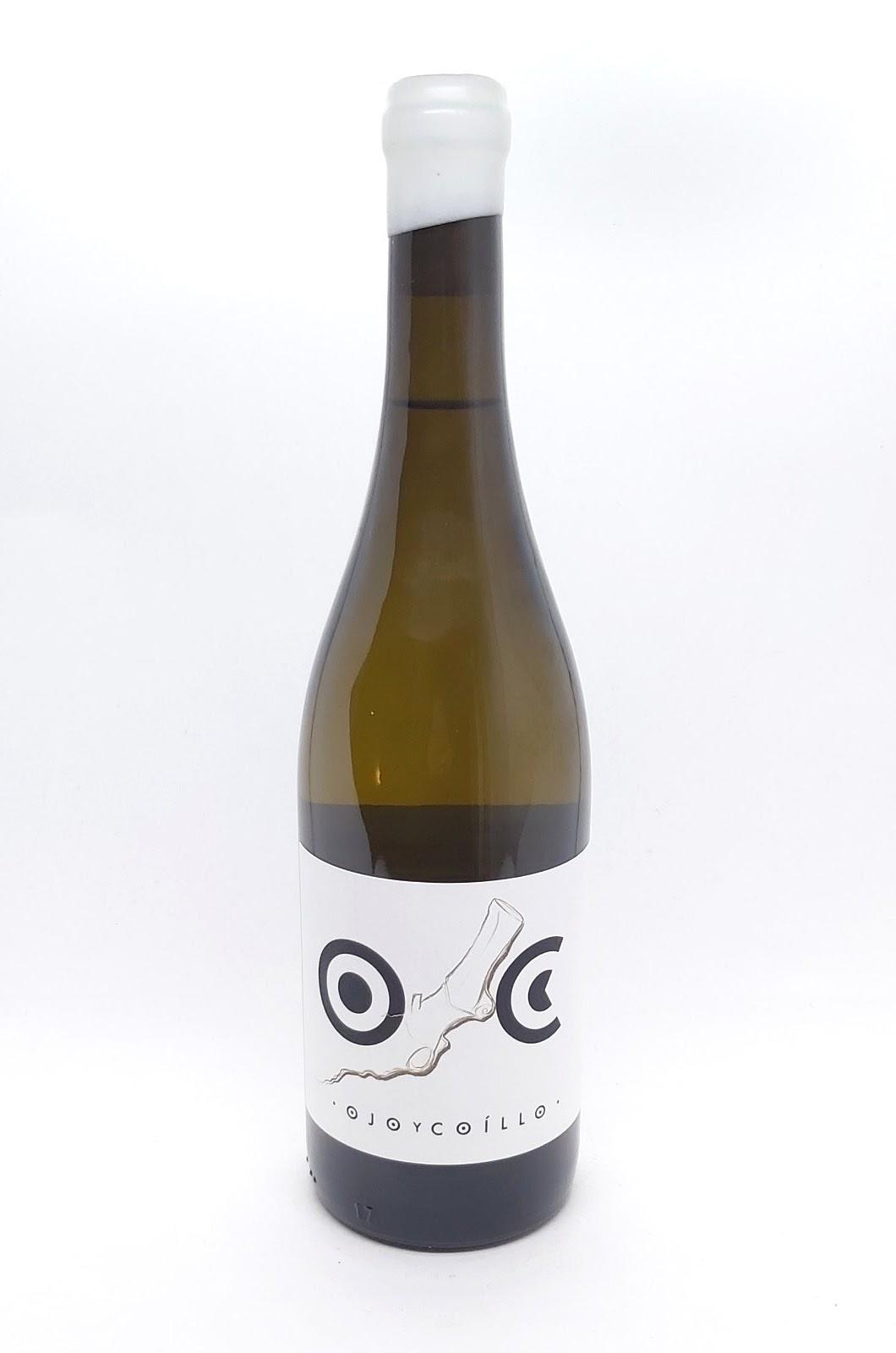 Ojo y Coíllo 2019. Vino sin D.O. (Montilla Moriles). Sibaritastur