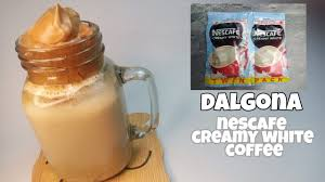 Dalgona Coffee Nescafe