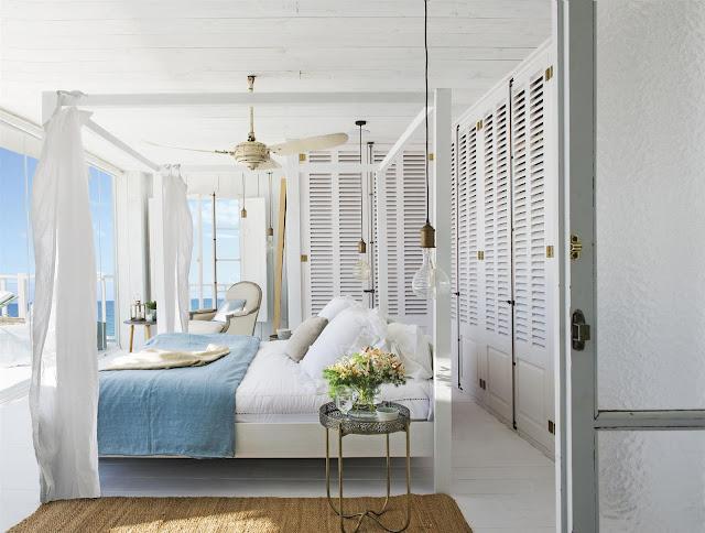 Blog Achados de Decoração, decoração casa de praia