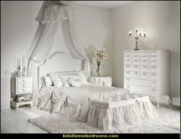 Decorating theme bedrooms  Maries Manor romantic bedroom decorating ideas  romantic bedding