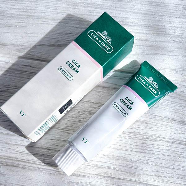 VT Cosmetics VT Cica Cream Review