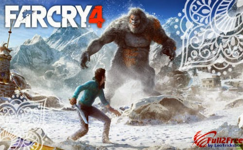 FAR CRY 4 Vally Of The Yeti Addon