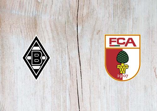 Borussia M.gladbach vs Augsburg -Highlights 6 October 2019