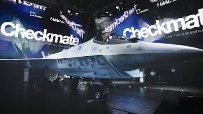 Penampakan Jet Tempur Siluman Rusia yang Dicek Putin