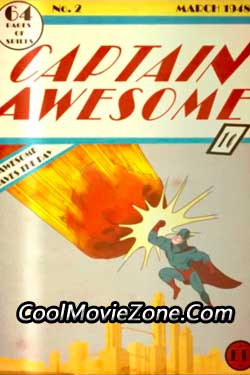 Captain Awesome (2011)