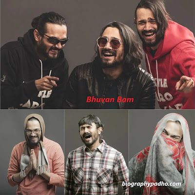 Bhuvan Bam All Characters