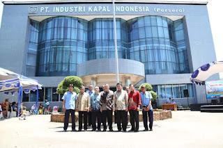 Lowongan Kerja 2018 Makassar Sulawesi PT Industri Kapal Indonesia (Persero)