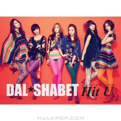 Dal★Shabet – Hit U – EP (ITUNES PLUS AAC M4A)