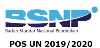 Pos UN tahun 2019/2020