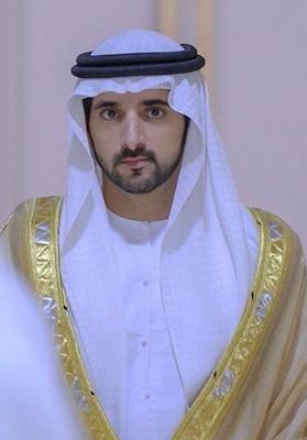 Crown Prince of dubai,  Sheikh Hamdan bin Mohammed bin Rashid Al Maktoum.
