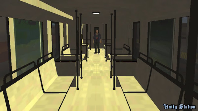 GTA V Transit Train for Android [Dff Only] inside view gta v train android