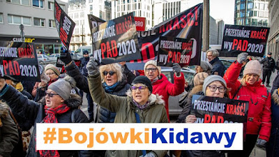 bojówka Kidawy