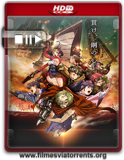 Koutetsujou no Kabaneri Torrent - HDTV