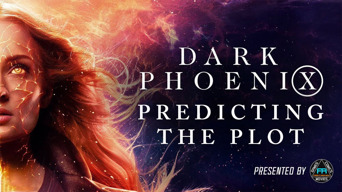 What is the plot of Dark Phoenix film?
