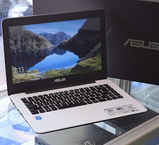 Laptop ASUS A455L Core i3 Gen5 Fullset Malang