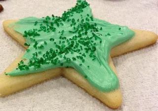 angel cookies, Christmas cookies, Christmas tree cookies, Classic sugar cookie
