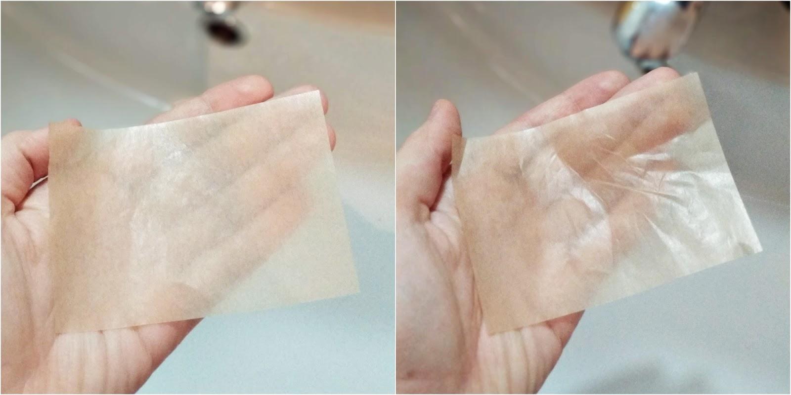 Lenços de Controlo de Oleosidade Beauty Formulas