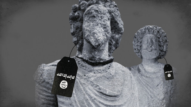 Inside ISIS' looted antiquities trade