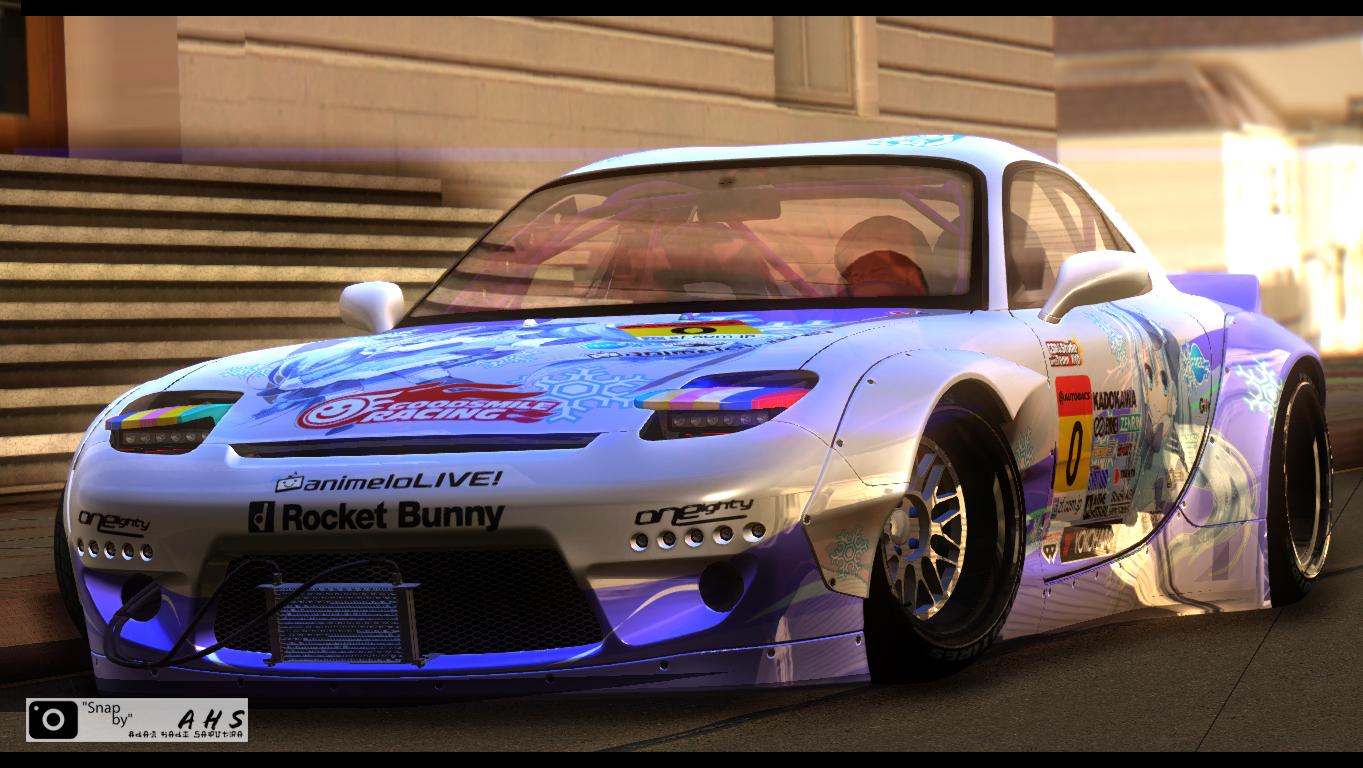 2016 Mazda Rx7 >> ADAN69 Database© : [REL] Mazda RX7 Rocket Bunny 93'