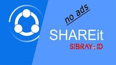 SHAREit Mod Versi Tanpa Iklan For Android