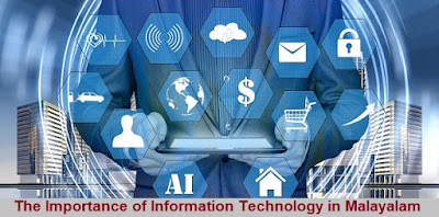 The Importance of Information Technology Essay in Malayalam Language