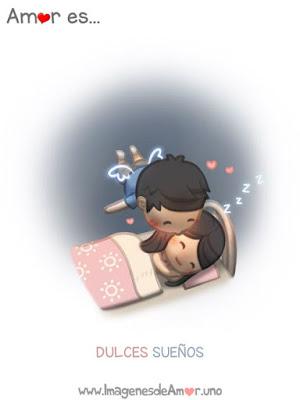 imagenes de dulces sueños de amor