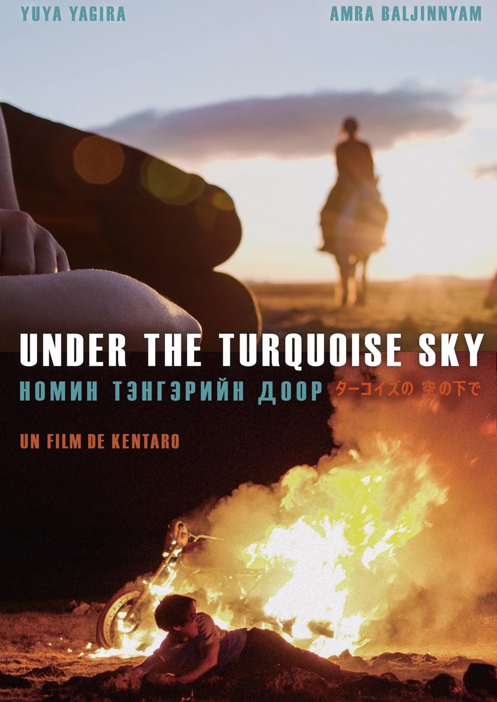 Under the Turquoise Sky film - Kentaro
