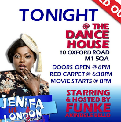 funke akindele show sells out london