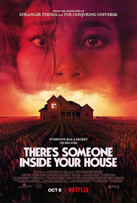 There's Someone Inside Your House 2021 DVD Custom HD NTSC Latino