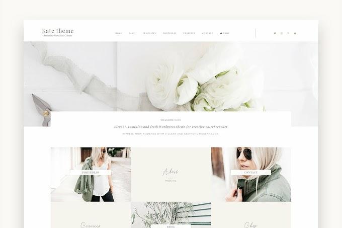 Download Theme Portfolio - Portfolio eCommerce Genesis theme ka