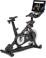 NordicTrack Commercial Studio Cycle S22i Spin Bike iFit, with 1 year free iFit membership for on demand workouts, daily workouts, interactive trainer led global & studio workouts, Google Map trails, live control, intervals, cross training & more